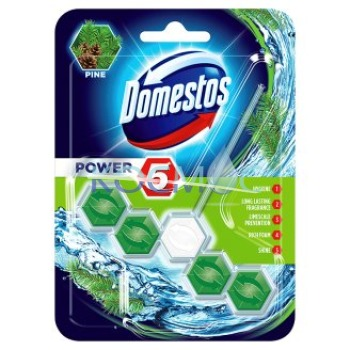 DOMESTOS POWER 5 PINE WC КОШНИЧКА