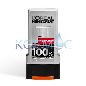 LOREAL MEN EXPERT INVINCIBLE ДУШ ГЕЛ