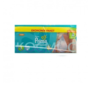 PAMPERS ПРИМА 3 4-9КГ. 54БР.
