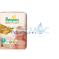 Pampers Premium care - 7-14кг