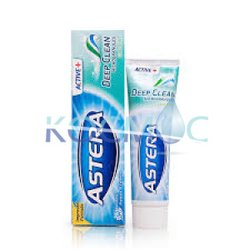 Паста за зъби Astera Active+ - Deep Clean cool mint