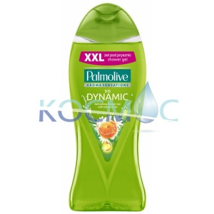 PALMOLIVE ДУШ ГЕЛ SO DYNAMIC 650мл.