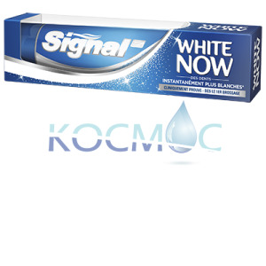 ПАСТА ЗА ЗЪБИ SIGNAL WHITE NOW
