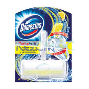 Domestos кошница за WC Turbo fresh - Citrus