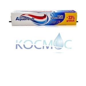 Паста за зъби Aquafresh triple protection