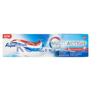Паста за зъби Aquafresh Multi Action 24h sugar acid protection