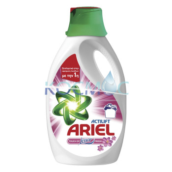 Ariel Actilift touch of Lenor Fresh Гел за пране 44 пранета