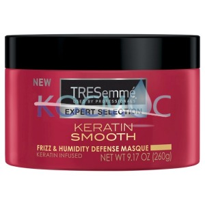 МАСКА ЗА КОСА TRESEMME EXPERT SELECTION KERATIN SMOOTH 300МЛ.