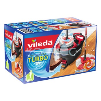 Комплект Vileda Easy Wring & Clean Turbo