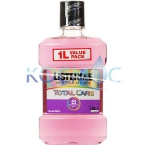 LISTERINE ВОДА ЗА УСТА 1Л. TOTAL CARE