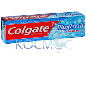 Паста за зъби Colgate MaxFresh - Breath Strips