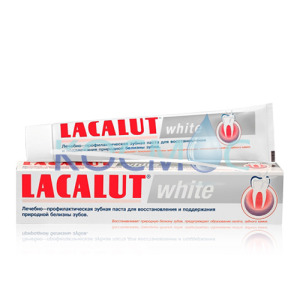 Паста за зъби Lacalut Whitening